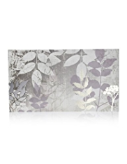 Leaf & Floral Canvas Wall Art