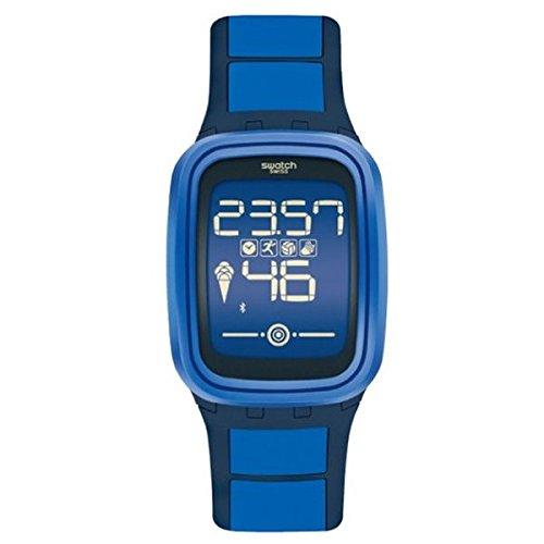 Orologio Swatch Touch Zero One SUVN101 SUBZERO