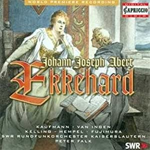 Abert J.J.: Ekkehard [Opera]