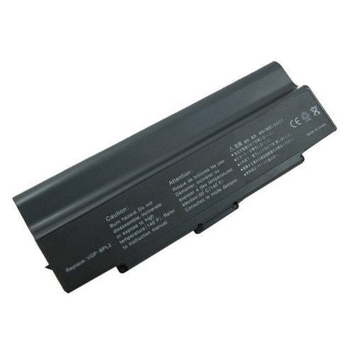 Laptop Notebook Battery for Sony VAIO compatible models [8800 mAh 12 Cells]