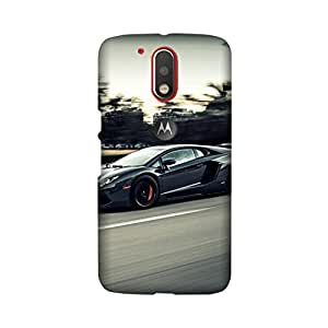 theStyleO Designer Printed Back Cover for Moto G4 / Moto G4 Plus