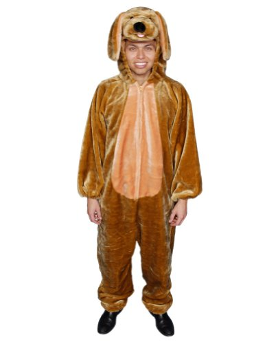Adult-Costume Adult Puppy Halloween Costume - Most Adults