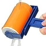 Fusselrolle auswaschbar mit Schutzhülle, entfernt Tierhaare, Staub, etc. Hangerworld -