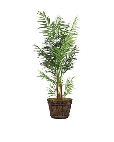 Laura Ashley 84 Areca Palm Tree in a Planter