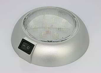 Battery powered led dome light magnetic or - Battery operated car interior lights ...