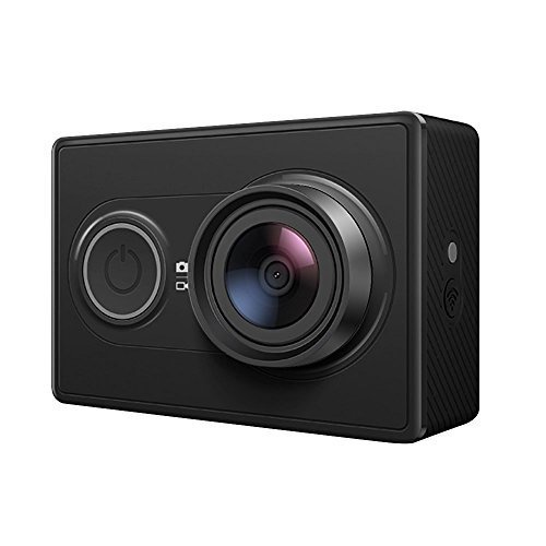 YI 88012 Action Camera (Black) at amazon