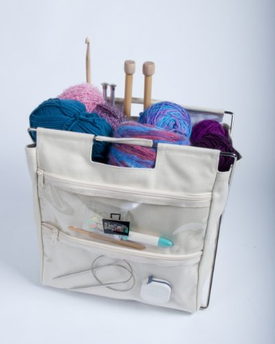 My Favorite Knitting Bag from BagSmith