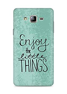 AMEZ enjoy the little things Back Cover For Samsung Galaxy ON5
