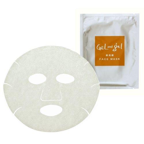 ゲルアンドゲル フェイス マスク 美容 エッセンス マスク