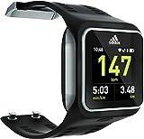 adidas(アディダス) パフォーマンス 腕時計 miCoach smart run メンズ レディース ブラック ag042-G76792