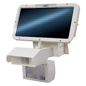Concept SL-100 32-LED Solar-Powered Security Light with Motion Detector