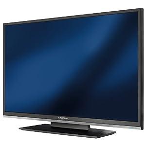 Grundig 32 VLE 5304 BG 81,3 cm (32 Zoll) LED-Backlight-Fernseher, EEK A (HD-ready, 200 Hz PPR, DVB-C/-T/-S2, CI+, USB 2.0) hochglanz-schwarz from Grundig