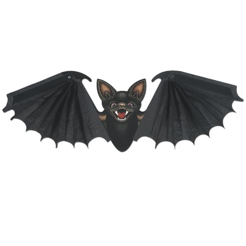 Tissue Bat Party Accessory (1 count) (1/Pkg)