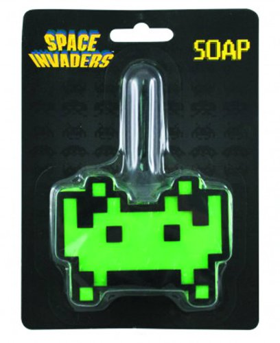 50Fifty Space Invaders Soap - 1