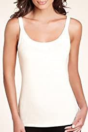 Scoop Neck Satin Trim Vest [T61-5014-S]