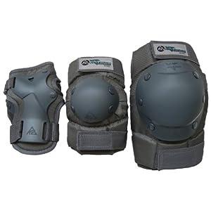 K2 Ladies XT Premium Wrist Knee Protective Pad Set - I1304004 by K2 Skate