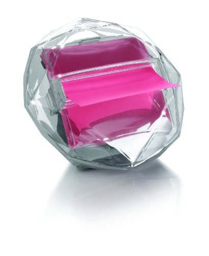 Post-It Pop-Up Notes Dispenser For 3 X 3-Inch Notes, Diamond Shaped