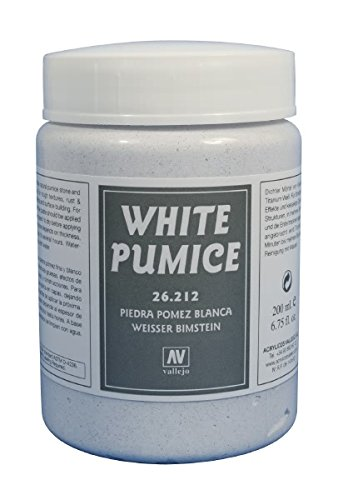 Vallejo Fine White Pumice, 200ml