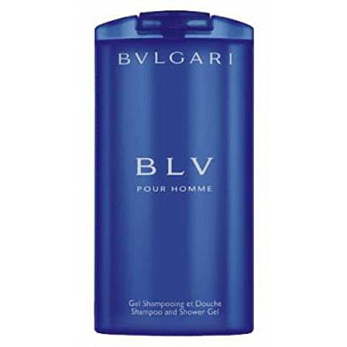 BULGARI BLU gel bagno shower & bath donna vapo 150ml