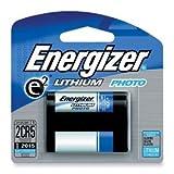 Eveready E2 Lithium Digital Camera Battery - 1300 MAh - 6 V DC
