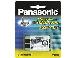 Panasonic Type 29 HHR-P104 Battery