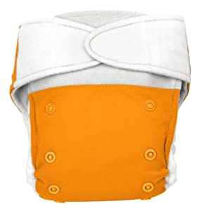 BabyKicks Premium Cloth Diaper Hook and Loop Closure, Sunset