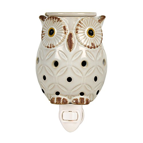 Langley Empire Candle Plug In Warmers White Owl Home