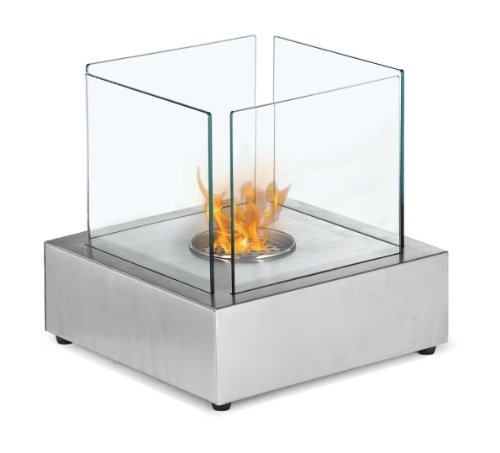 Ignis Cube - Tabletop Ventless Ethanol Fireplace image B00AM49LHW.jpg