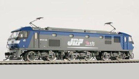 TOMIX HOゲージ HO-194 EF210-100形電気機関車 (GPSなし・プレステージモデル)