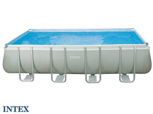 Piscine intex ultra silver pas cher for Acheter liner piscine