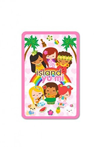Island Yumi Playing Cards - 1