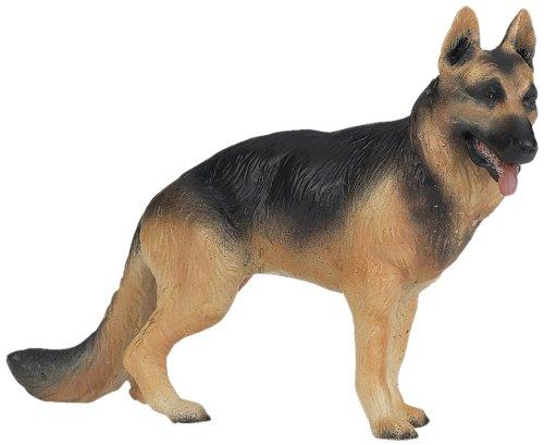 Papo 54004 - Schäferhund, Spielfigur