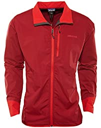 Patagonia All Free Softshell Jacket - Men\'s Classic Red, XXL