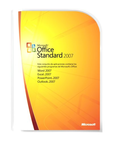 Microsoft Office Standard 2007 Win32 Spanish Full Version