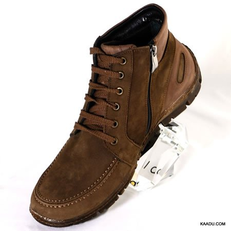 Chris Kaadu Mens Comfort Dress Boots