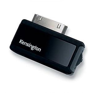 Kensington Pico -  FM Transmitter for iPod nano - Black