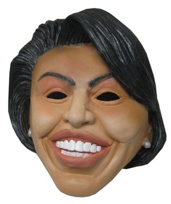 1St Lady Mask Halloween Costume - Most Adults