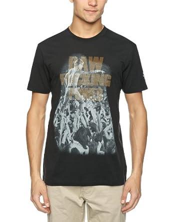 Vans vans x iggy pop raw power logo men 39 s t shirt amazon for Iggy pop t shirt amazon