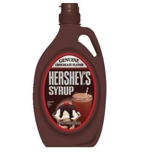 Chocolate Hershey S Chocolate Syrup 2 48 Oz Bottles