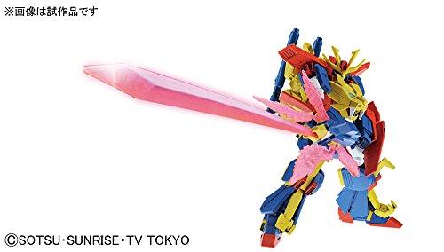 HGBF 1/144 ガンダムトライオン3 (ガンダムビルドファイターズトライ)
