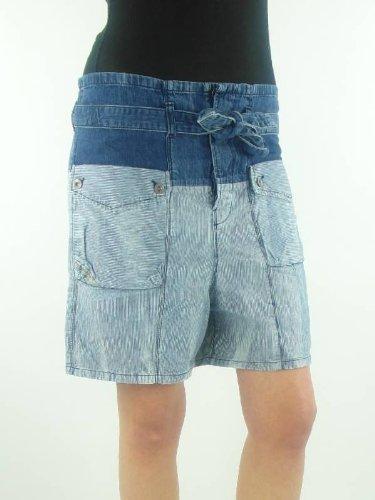 originale Diesel Pantaloncini corti Jeans corti pantaloni corti Seitey blau cintura nuova - blu, 30