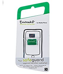 Envirochip - Radiation Protection Chip for Mobile Phone (GreenColour)