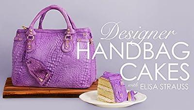Designer Handbag Cakes (Online Class)