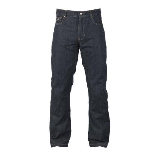 Pantalon moto Jean Kevlar Furygan 01 - 44 - Brut