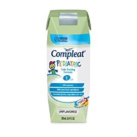 Compleat Pediatric Nutritional Supplement ( COMPLEAT PEDIATRIC, 250ML CAN ) 1 Each / Each