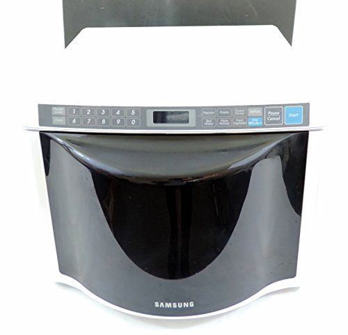Samsung Microwave/Model #Md800Wc/White