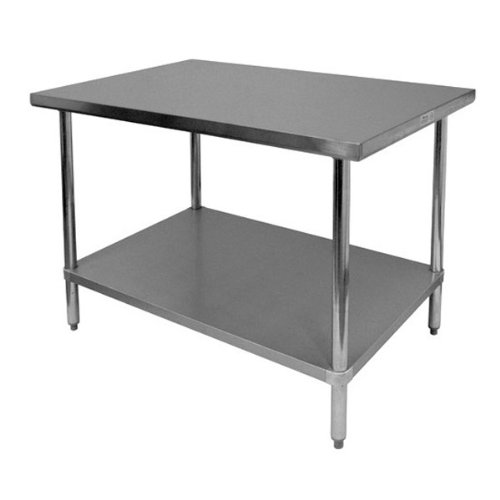 Desertcart Saudi Fidlansky Restaurant Supply Buy Fidlansky - 18 x 48 stainless steel work table
