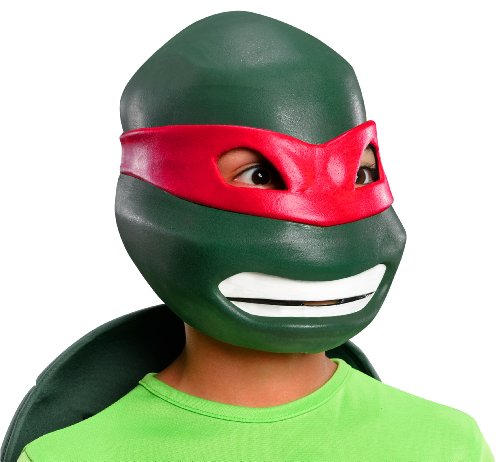 Teenage Mutant Ninja Turtles Raphael 3/4 Mask - 1