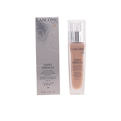 Lancome Teint Miracle Bare Skin Foundation Spf15 04 Beige Nature 30ml