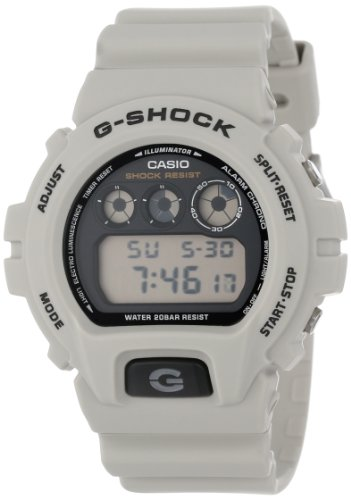 Casio Men's DW6900SD-8 G-Shock Military Sand Resin Digital Watch